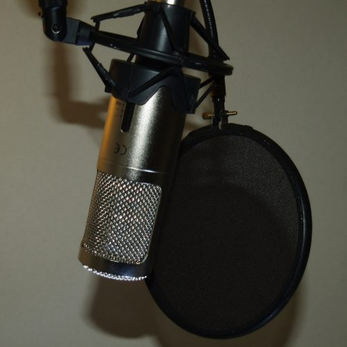 Why use a pop filter