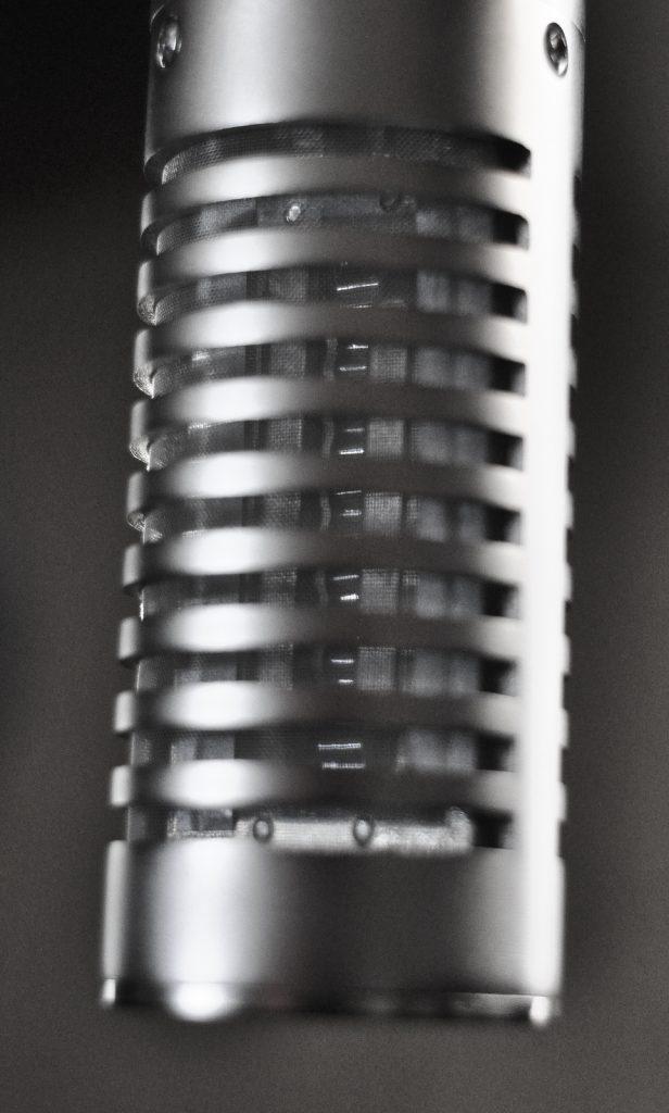 ribbon mic