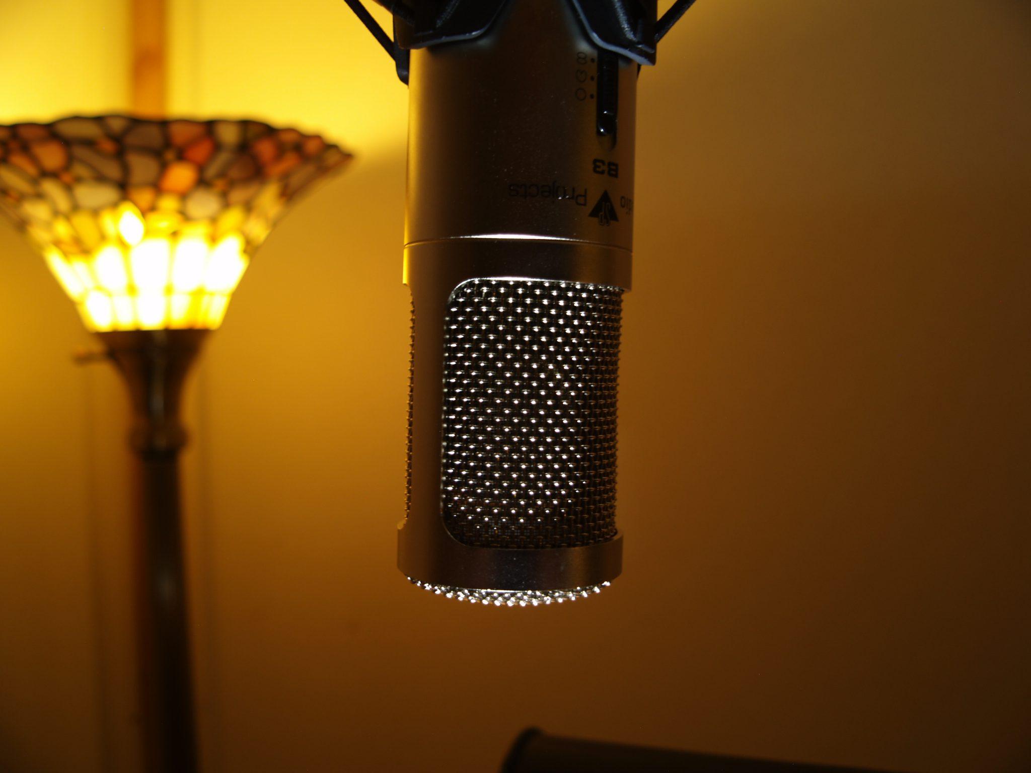 Voice Over in the Studio sp